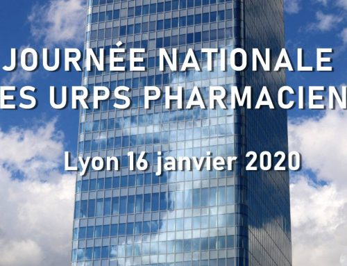 Journée nationale des URPS pharmaciens