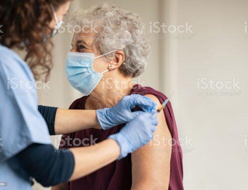 Vaccination contre la Covid 19 EHPAD et USLD