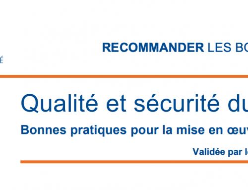 Publication d'une fiche de recommandations de la HAS sur le bon usage du télésoin