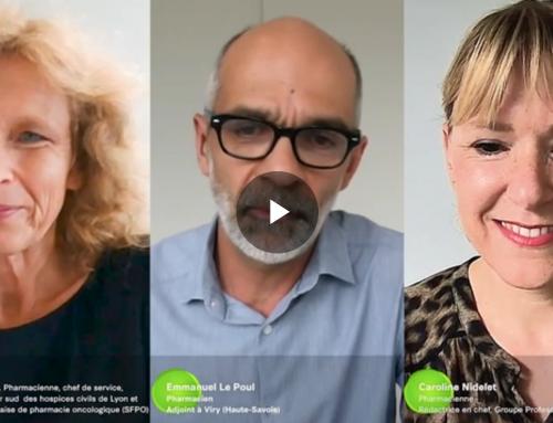 Anticancéreux oraux : Unir la ville et l'hôpital autour des patients
